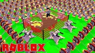 LA MEILLEURE BASE ULTRA SÉCURISÉE AU MONDE ! | Roblox Fortress Tycoon