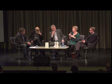 Buchpremiere »Die große Regression« am 26. April 2017 in Berlin