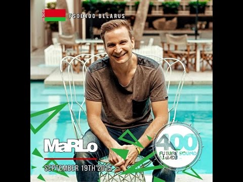 MaRLo - Future Sound of Egypt FSOE400 Minsk, Belarus (Tech Energy set)
