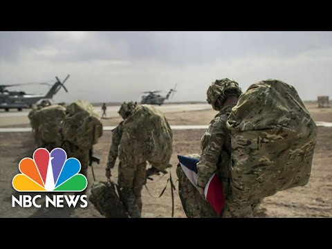 Multiple U.S. Troops Killed And Wounded In Afghanistan, Officials Say | NBC News
