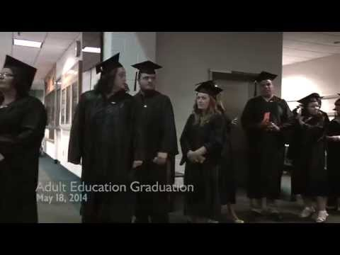 Hagerstown Community College Graduation Class of 2014