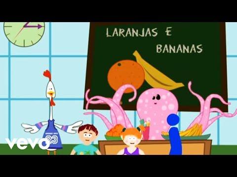 Panda vai à Escola - Laranjas e Bananas