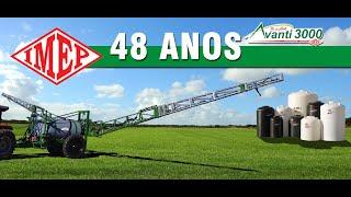 IMEP 2021 Linha de Pulverizador Agrícola e Carreta Tanque Calda Pronta
