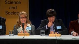 The Big Bang Theory: Science & Society Panel