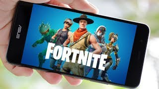 FORTNITE FOR ANY ANDROID DOWNLOAD!!