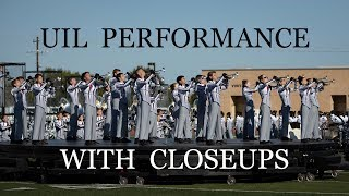 Multicam View of UIL Region 32 Performance