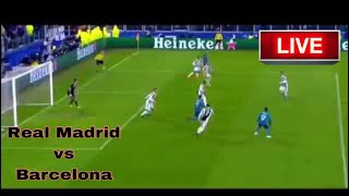 Real madrid vs barcelona live stream watch online free | football today la liga 2018