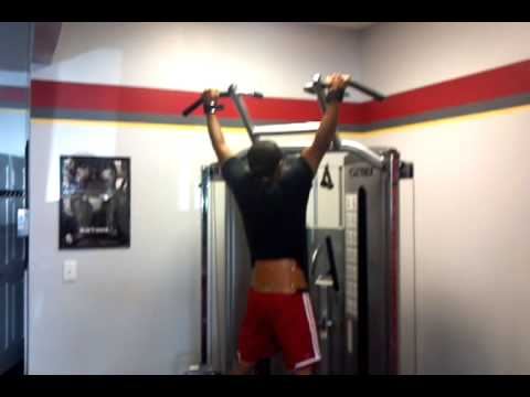 Heavy Tension Band Pull-ups