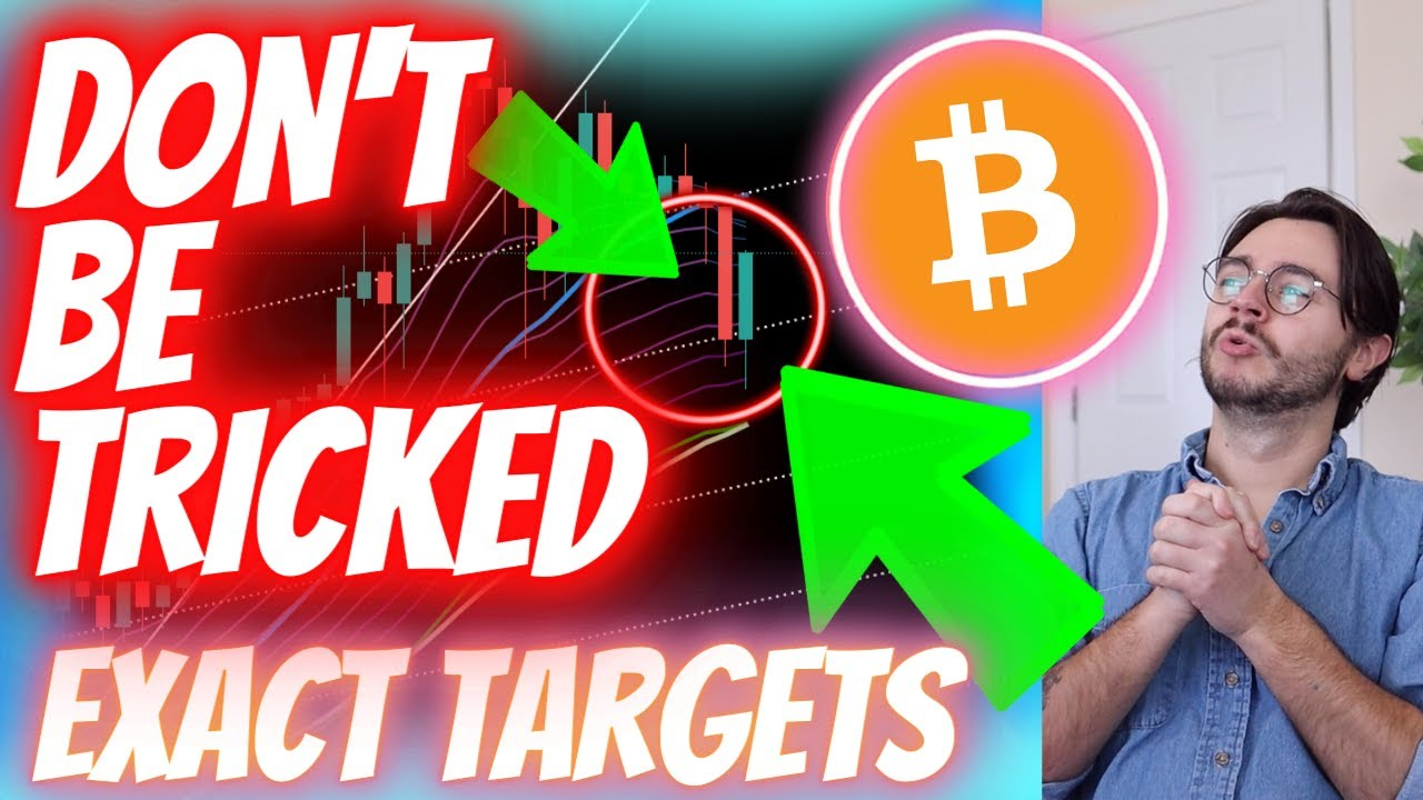 **BIG** BITCOIN WARNING - WHAT IS NEXT FOR BITCOIN?? (my EXACT targets to WATCH)