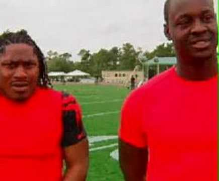 Nike Rookie Football Class 2007 Pro Football Draft NFL