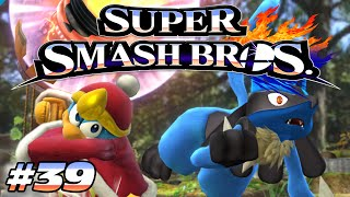 Super Smash Bros 4 Moments - 39 - Spanking of the year