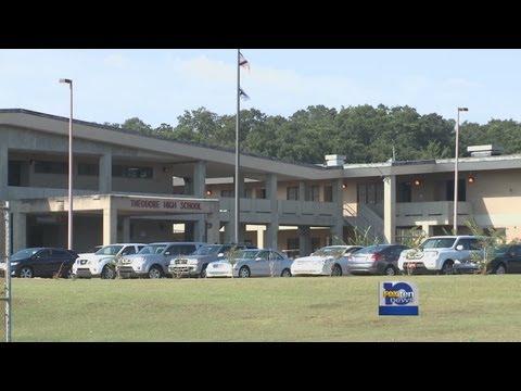 MPD takes precaution at Theodore High School