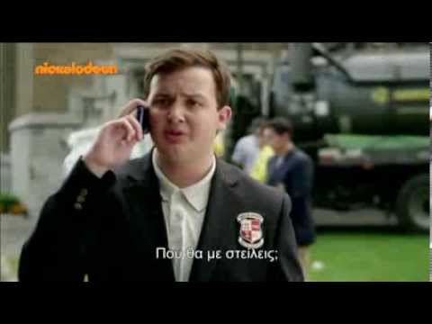 Nicky Deuce Promo [Nickelodeon Greece]