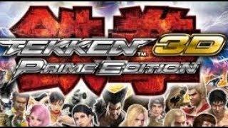 Tekken 3D: Prime Edition (3DS) Special Survival: 40-Battle