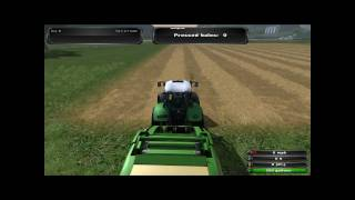 Farming-Simulator 2011 Demo Gameplay