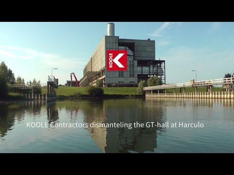 koole-contractors-dismantled-the-gas-turbine-hall-in-harculo