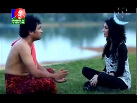 BANGLA DRAMA FUNNY SCENE | HELLO BANGLADESH | RUPONTY & ZAMIL ( MIRAKKEL FAMED ) - WWW.LEELA.TV