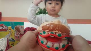 Play Doh el Dentista Bromista Set