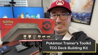 The Pokémon TCG Trainer's Toolkit: Build a Powerful Deck