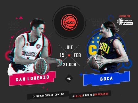 Liga Nacional: San Lorenzo vs. Boca | #LaLigaEnTyCSports