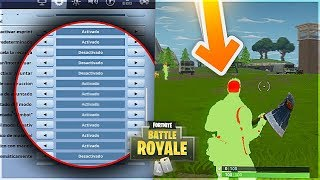 Comment avoir AIMBOT IN FORTNITE (SANS USING HACKS) ET GAGNER beaucoup DE PARTIES TRÈS FACILE! 😱