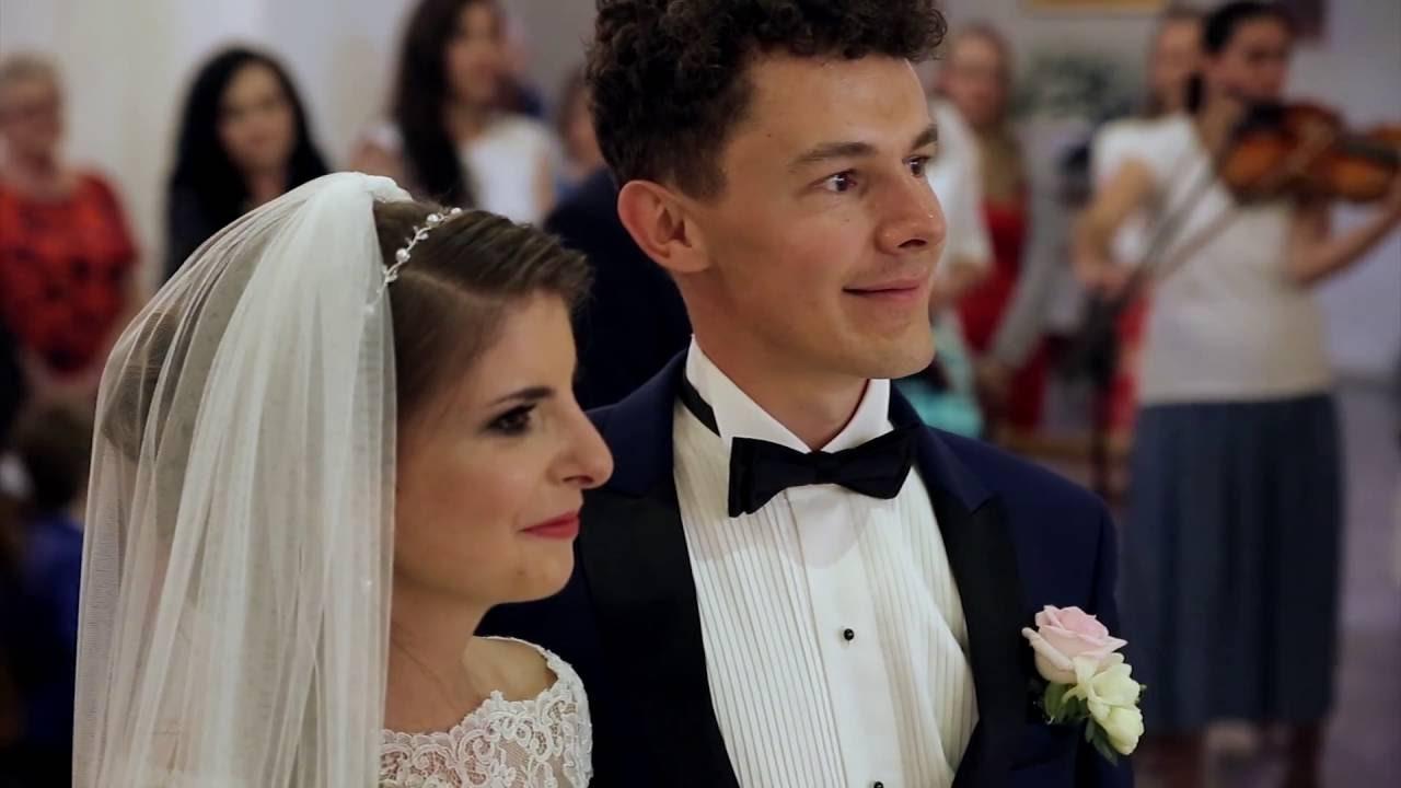 Alleluja Na ślubie Natalii I Jakuba Youtube