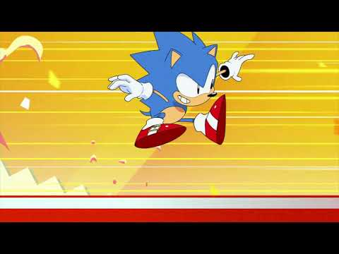 Sonic Mania  Owl City Good Time Remix Animation Intro