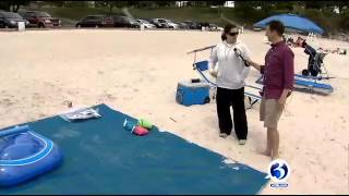 WFSB shows you the must have beach items this summer