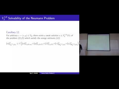 Optimal Control and Inverse Problems for PDEs II. Inverse Stefan Problem Part 2