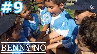 TEE BALL IS FUN! | BENNY NO | TEE BALL SERIES #9