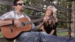"""Gimme Sympathy"" Metric (acoustic cover) - Candace and Michael"