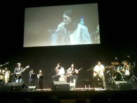 Izinku Berundur-Slam Unplugged 'Live' In S'pore