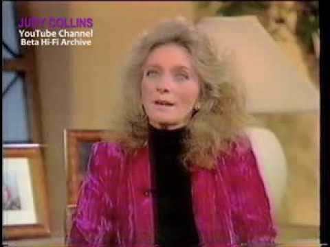 JUDY COLLINS - Interview by Joan Rivers 1990