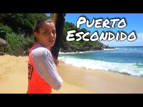 Puerto Escondido: La capital de surfing en México | Oaxaca