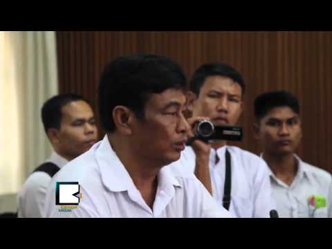 Yangon Gov't Failed to Reach Agreement with Strikers over Land grabbing