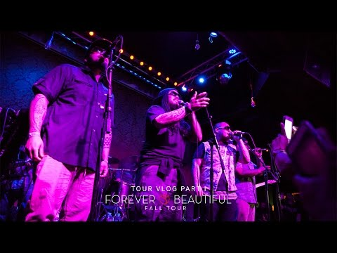 Forever Beautiful Fall Tour -- VLog Part I