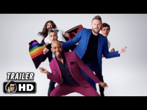 QUEER EYE Season 3 Official Trailer (HD) Netflix Reality Series