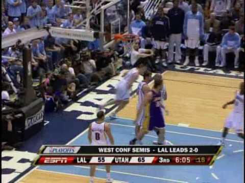 Kobe Bryant Explodes for the Monster Jam