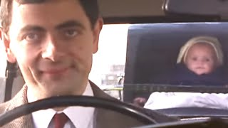 Mind the Baby Mr Bean | Episode 10 | Widescreen Version | Classic Mr Bean
