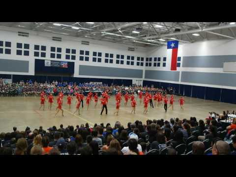 Lopez High School Golden Stars Team Jazz at ADTS Competition 2017 WOW Factor