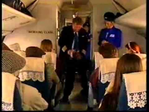 Harry Enfield - Yorkshire Airlines Comedy