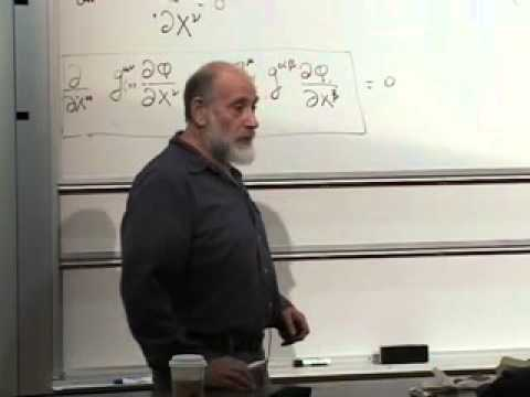 Einstein's Theory Lecture 10 November 24, 2008