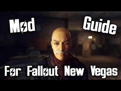 How To Mod Fallout New Vegas In 2017 (NVSE + 4gb Patch + ENB + FNVEdit + Essential Bug Fixing Mods)