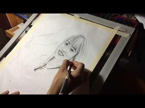 Hướng Dẫn Vẽ Tranh Chân Dung Truyền Thần Cho Người Mới | Phần 2 | stART Học Vẽ