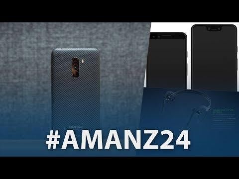 #Amanz24 - Pocophone F1 Armoured Edition, Razer Ifrit, Pixel 3 Tertiris