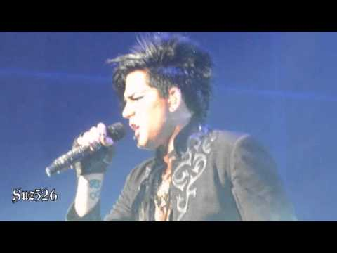 Adam Lambert Sleepwalker,  Honolulu 102510.m4v