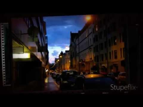 Helsinki Finland - views of streets & restaurants