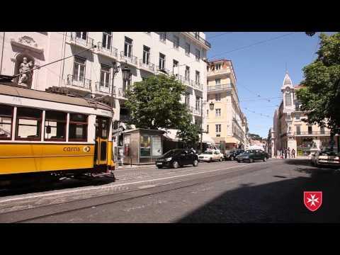 Ordem de Malta - Portugal  -  Edição/Video  -  SALVADOR ESTEVES