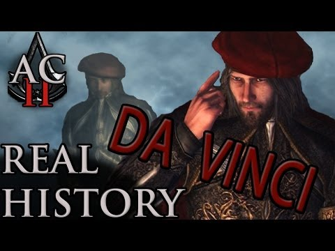 "Assassin's Creed: The Real History - ""Leonardo da Vinci"""