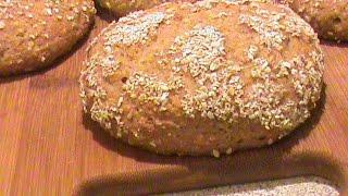 Хлебные булочки.  Диета Дюкана.